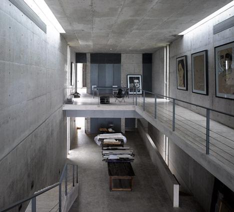 Pringiers House Tadao Ando STYLESPACE