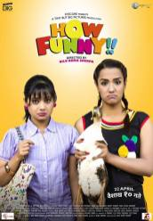 Priyanka Karki How Funny Movie Poster 4