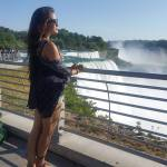 Priyanka Karki enjoying Niagara Falls 5