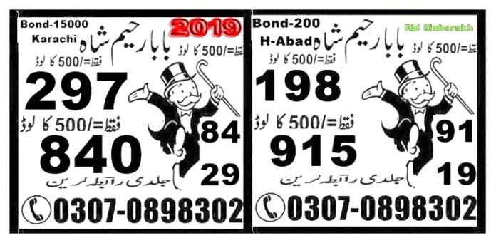 750 Prize Bond Guess Paper (8)