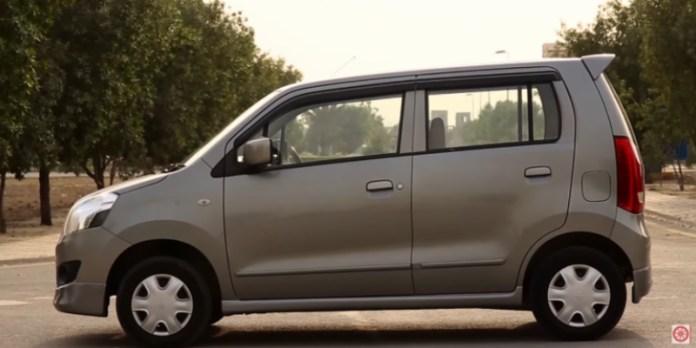 Pak Suzuki Wagon R Photos