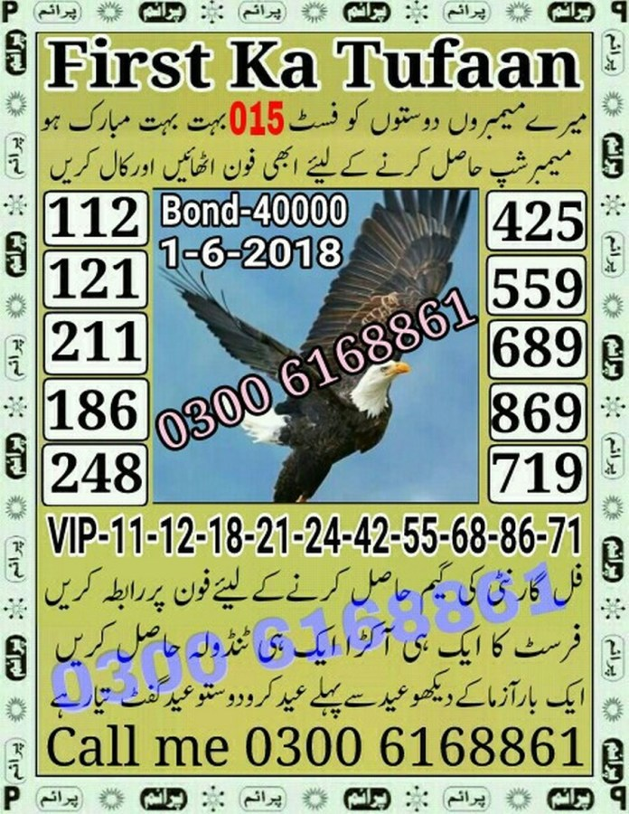 40000 Prize bond Guess Papers June 2018 (3)