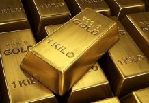 Gold price increase Rs.1950 per tola in Pakistan