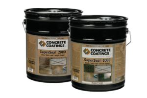 Concrete Coatings SuperSeal 2000 Review