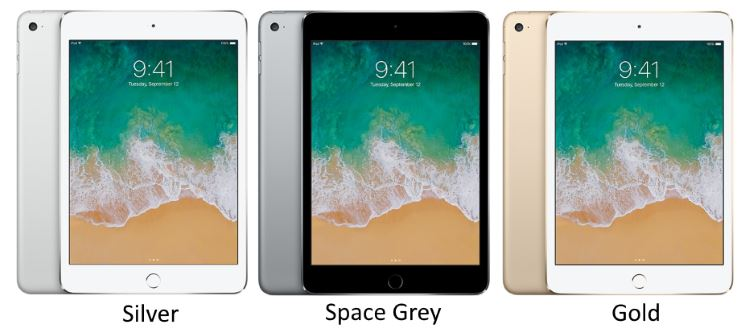 Apple iPad Mini 4 — Best 7-Inch Tablet with 4G