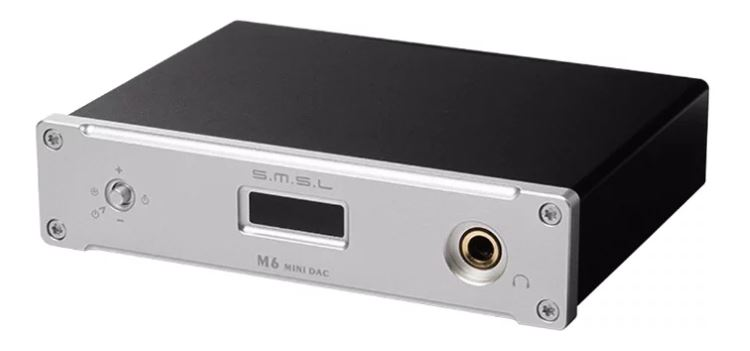 SMSL M6 — Best DAC Amp Combo Under $200