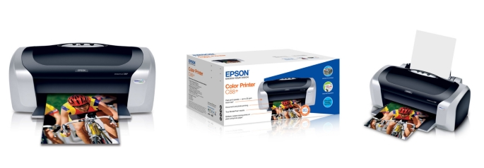 Epson C88+ — Best Sublimation Printer for Small Business