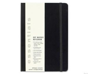 Essentials dot matrix notebook Review