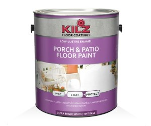 KILZ Interior-Exterior Latex Floor Paint Review