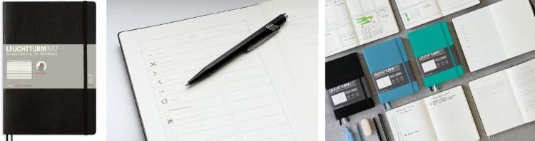 Leuchtturm1917 - Best Bullet Journal Notebook
