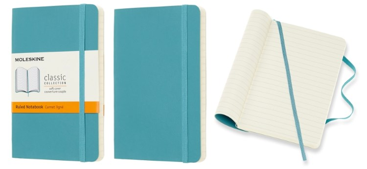 Moleskin — Best Softcover Bullet Journal Notebook
