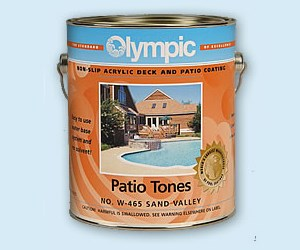 Olympic Patio Tones Deck Coating Review