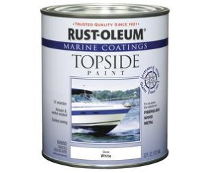 Rust-Oleum 206999 Marine Topside Paint Review