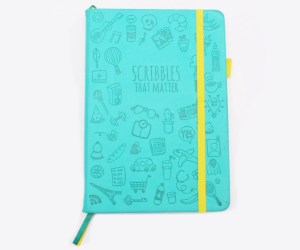 Scribbles That Matter (Iconic Version) Dotted Journal Notebook Review