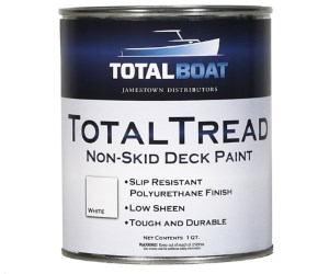 TotalTread Total Tread Deck Paint Review