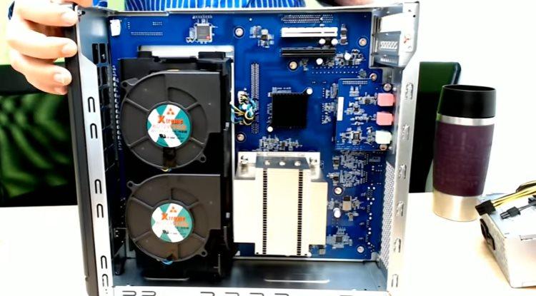 Synology VS QNAP Hardware