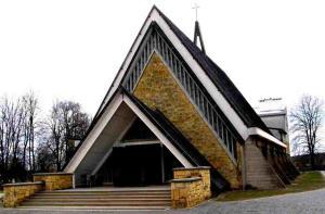 Kościół iokolica
