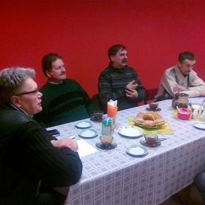 Spotkanie sołtysów z ks. proboszczem