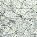 Mirowskie wsie na starych mapach