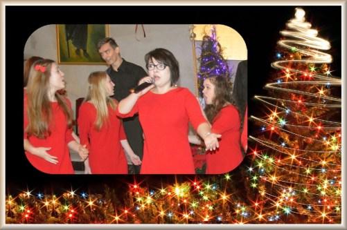 cymes koncert cover Świąteczne śpiewanie