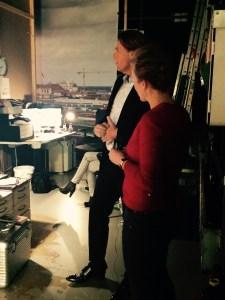 """Hinter den Kulissen des Studios von RTL """"Guten Morgen Deutschland"""", Verena Bender, PR Coach, TV Talk, Fernsehen, PR Manager, PR Profi, PR Berater, PR Blog, Gästeplatzierung im TV, Fernsehtalkshow"""