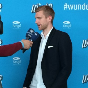 Per Mertesacker im ARD-Interview Verena Bender PR leben