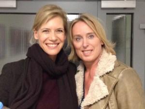 Ina Weisse (Schauspielerin), Beate Jürgens, Verena Bender, PR Training, PR leben, PR, PR Coach, Köln