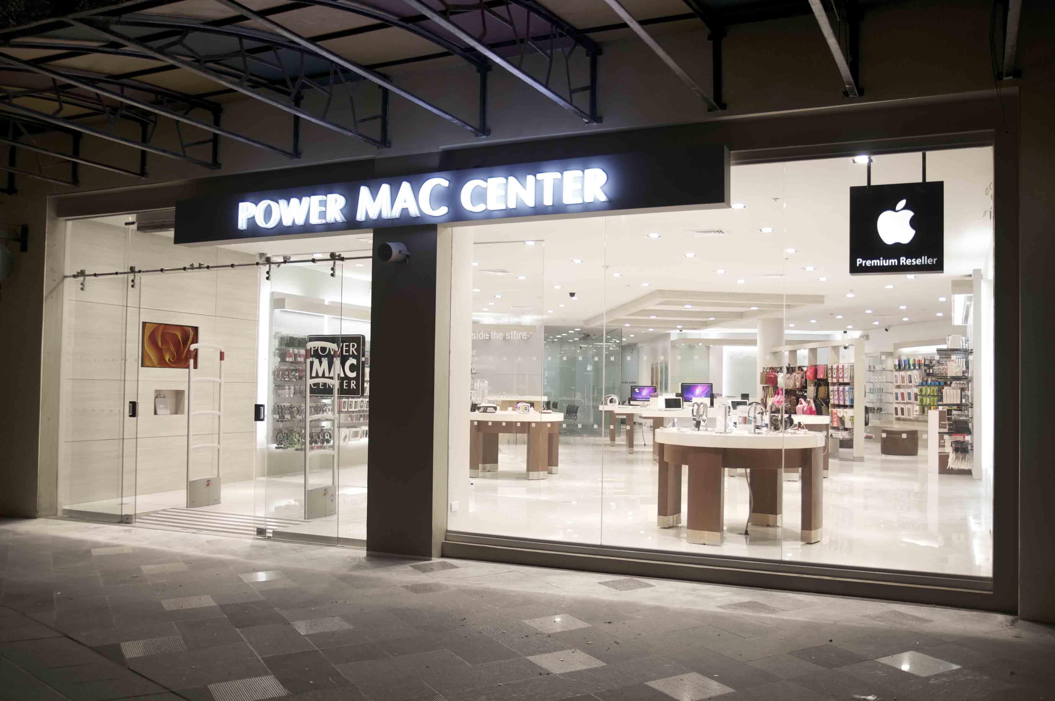 Power Mac Center Relaunches Greenbelt Flagship Store