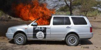 Captured+Terrorists+vehicle+set+ablaze