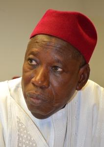 Ganduje Kano Governor