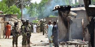 Troops Clear Boko Haram Axis