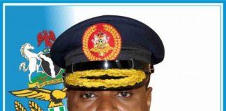 NAF boss, Air Marshal SB Abubakar