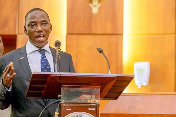 Solomon Dalung Sports Minister