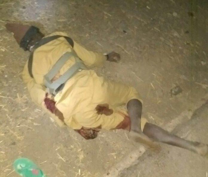 Boko Haram Terrorist