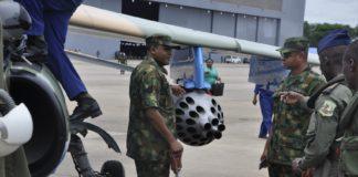 NAF Boss Air Mashal Abubakar