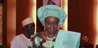 Kemi-Adeosun Finance Minister