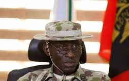 Major General Lucky Irabor CDS