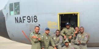 NAF Nigerian Airforce
