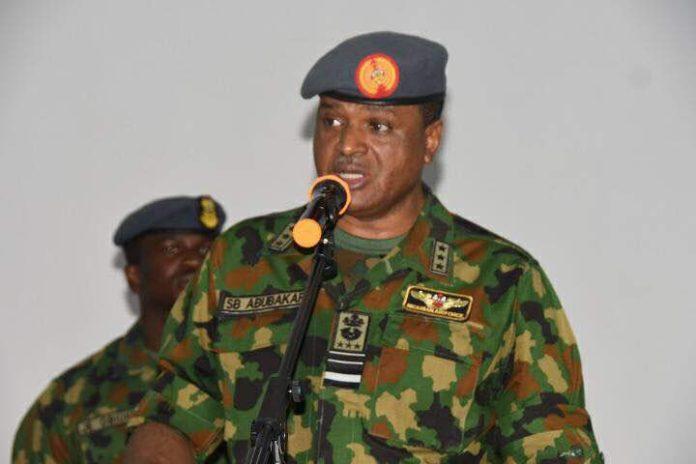 Air Marshal Abubakar NAF Boss