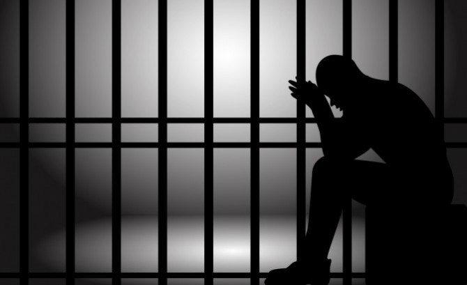 Awaiting Trial inmate inmates in Prison