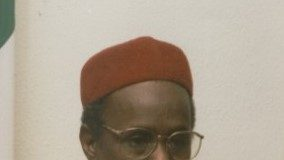 Abu Gidado, Former Finance Minister of State