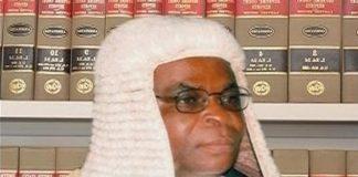 CJN Justice Walter Onnoghen