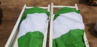 Gallant Soldiers Burial