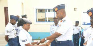 NAF Honours Fallen Heroes