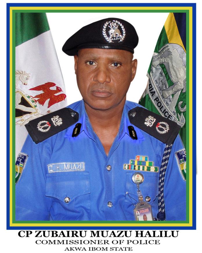 CP Zubairu Halilu Akwa Ibom