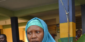 Mother impersonates Aisha Buhari