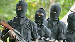 armed bandits, Kidnappers