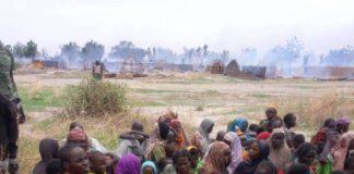 Boko Haram Hostages