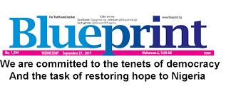 Blueprint Newspaper