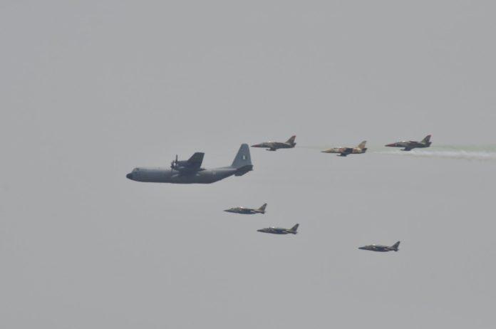NAF Air Display